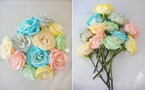 dye flowers with food coloring images