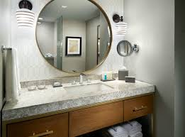 Battery Bathroom Mirror by Omni Hotel At The Battery Atlanta Room Reveal Opens Early 2018