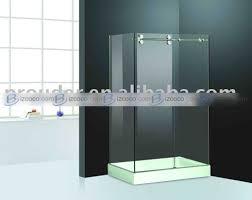 Frameless Glass Kitchen Cabinet Doors Frameless Glass Cabinet Doors Thraam Com