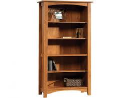 Sauder Oak Bookcase by Ameriwood 5 Shelf Bookcase Sauder Rose Valley Abbey Oak Bookcase