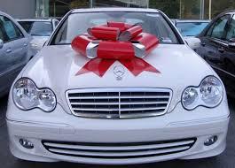 new car gift bow big car bow best car 2018