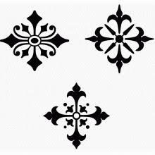 ornament vectors various forms patterns and motifs 1