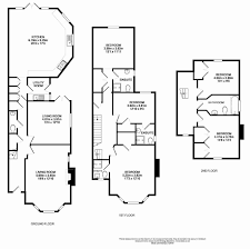 5 bedroom house plans modern with in suite 2 story
