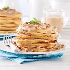 cuisiner la citrouille pancakes à la citrouille brunchs recettes 5 15 recettes