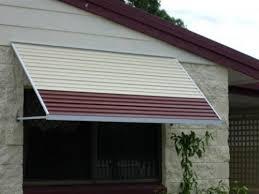 Aluminium Window Awnings Aluminium Awnings Brisbane Blinds