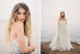 wedding dress inspiration grey wedding dress inspiration by greer gattuso photography