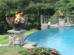 Landscape Fire Features And Fireplace Image Gallery Inspiration U2014 Sag Harbor Fireplace