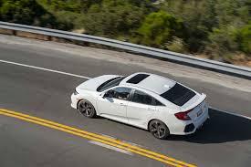 2017 honda civic si sedan first test review motor trend canada