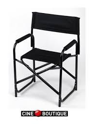 fauteuil realisateur tsf tous les moyens techniques de tournage cinéma télévision