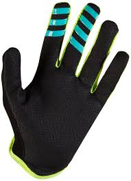motocross gear sale fox lynx lady gloves motocross neon yellow fox bicycle
