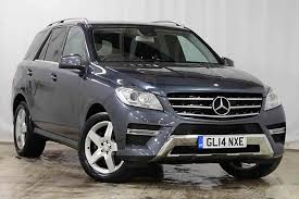 mercedes hull mercedes gle class ml 250 bluetec amg sport for sale at