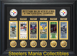 steelers super bowl wins x x us 2017