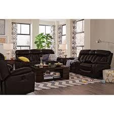 Electric Reclining Sofa by Diablo Power Reclining Sofa Walnut American Signature Furniture