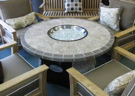 Propane Fire Pit Glass Outdoor Gas Fire Pit Table Boundless Table Ideas