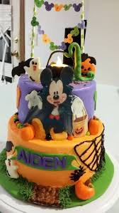 Cake Halloween Decorations Halloween Birthday Party Decorations