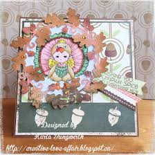 creative affair thanksgiving card using wings digital