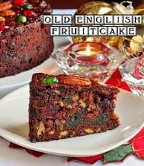 old english dark fruit cake a decades old recipe for a moist
