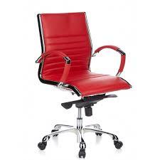 fauteuil de bureau direction siège de bureau fauteuil de direction parma 10 cuir chromé