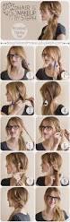 21 easy hair tutorials u0026 diy hairstyles hairstyles weekly