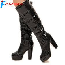 womens high heel boots australia famso 2018 australia boots shoes camouflage high heels