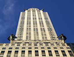 art deco chrysler building editorial photo image of landmark
