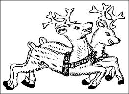 printable deer coloring pages u2014 fitfru style