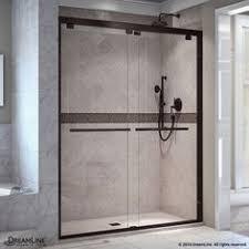 Mirage Shower Doors Dreamline Mirage 56 To 60 Inch Frameless Sliding Shower Door