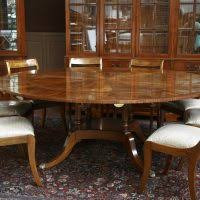Cherry Wood Dining Room Set by Divine Furniture For Dining Room Decoration Using Large