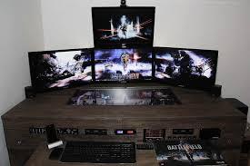 Desk For Gaming Gaming Workstation Desk Davinci Pictures