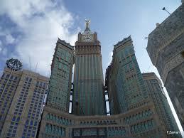 panoramio photo of abraj al bait tower 11 2011