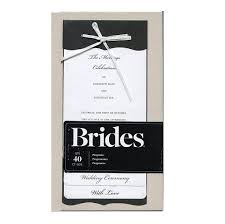 Diy Wedding Program Fans Kits Top 10 Best Wedding Programs To Buy Online