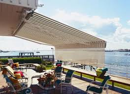 Commercial Retractable Awnings Retractable Awnings Deck Awnings Awning Mi