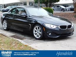 bmw chapel hill used 2015 bmw 4 series for sale chapel hill raleigh