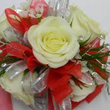 Prom Wristlets Traditional Flower Delivery In Lake Worth Lake Worth Florist