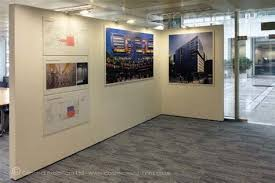 connect walls exhibition panels mobile temporary movable art gallery walls elitflat