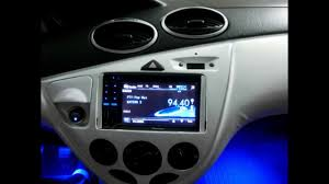 Ford Focus 1999 Interior Ford Focus Mk1 Tuning Cockpit Youtube