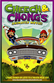 Cheech & Chong�s Animated Movie poster