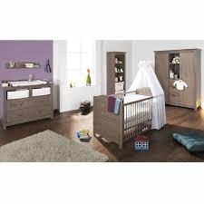 chambre bébé et taupe chambre epicéa massif brun taupe jelka lestendances fr