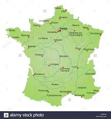 Rouen France Map by France Map Stock Photos U0026 France Map Stock Images Alamy
