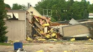 Woodhaven Lakes Map Severe Storms Sweep Through Northeast After Battering Midwest