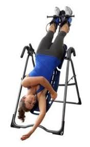 inversion table exercises for back inversion table exercises lose the pain