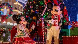 christmas party mickey s merry christmas party walt disney world resort