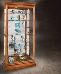 lighted curio cabinet oak lighted curio cabinet solid pine curio cabinet bmhmarkets club