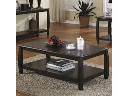 coaster living room coffee table 701078 simply discount