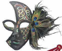 peacock mardi gras mask green venetian mask with peacock feathers