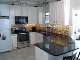 meuble de cuisine pas chere et facile table cuisine verre et metal