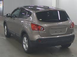 nissan dualis 2007 used nissan dualis for sale at pokal u2013 japanese used car exporter