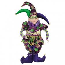 mardi gras jester dolls 20 26 mardi gras standing jester doll with adjustable legs 15