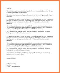 4 sample introduction letter of a company company letterhead