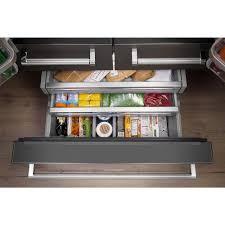 kitchenaid 36 inch stainless steel 26 cu ft multi door